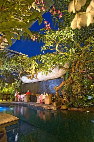 The Bali Dream Villa Suite Seminyak