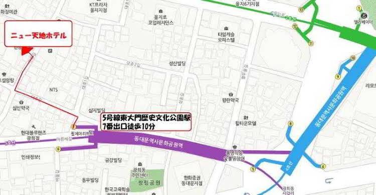New Cheonji Seoul