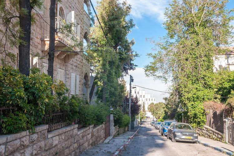 Sweet Inn Hovevei Zion Street