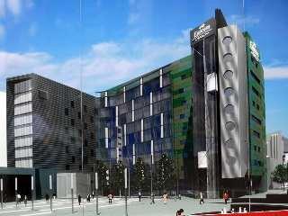 Holiday Inn Express Manchester City Men Arena