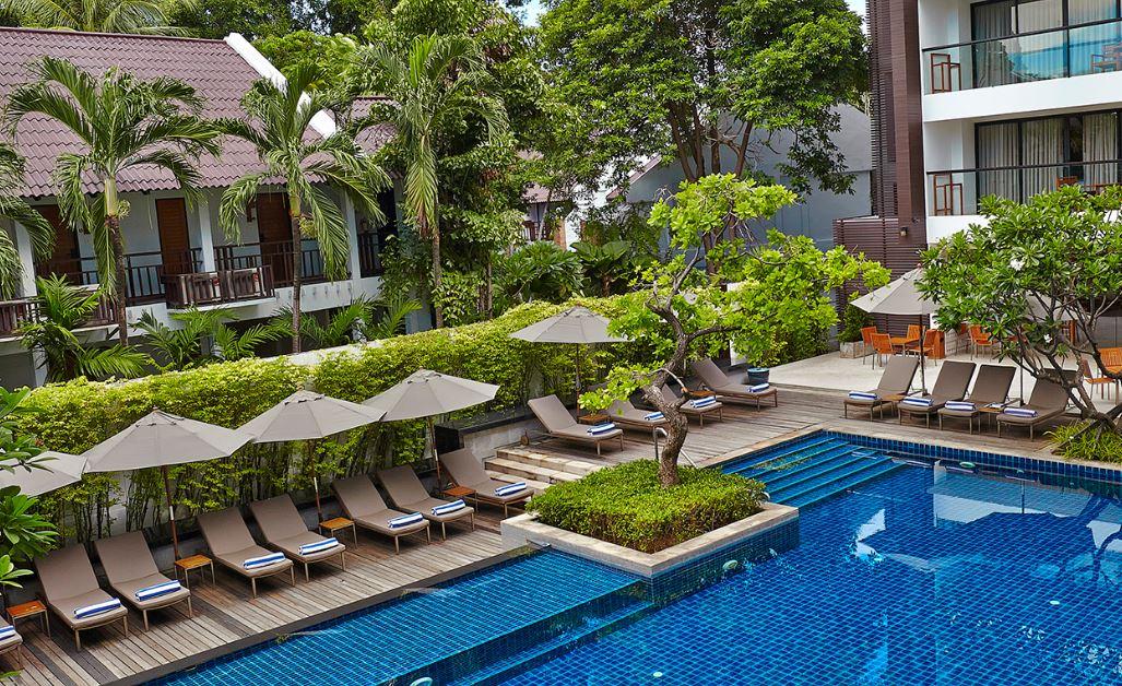 Woodlands Suites Pattaya