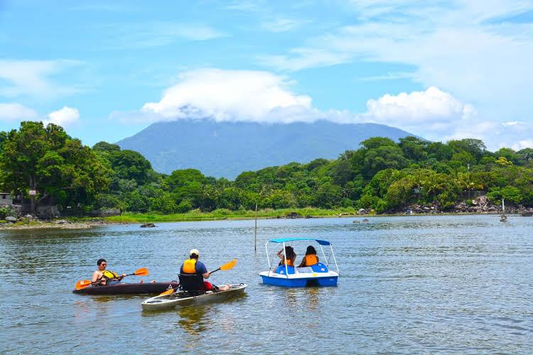 El Reith Lake Granada Nicaragua