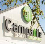 Restaurant Campanile BrivelaGaillarde Ouest