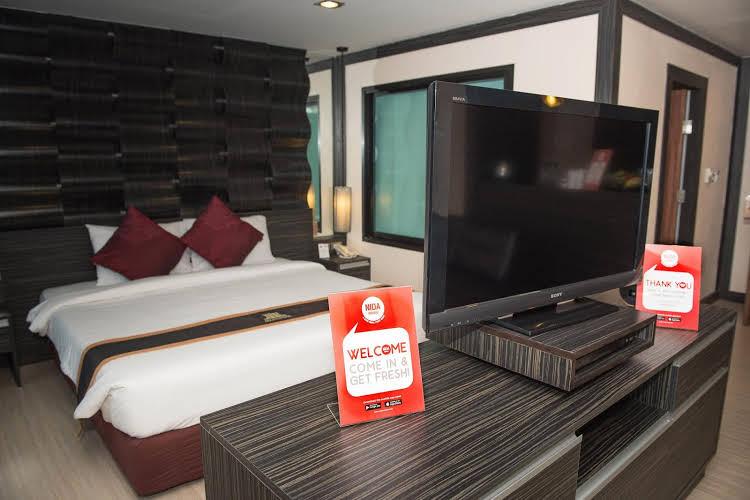 NIDA Rooms Raschada Nusorn Park Pimpasat
