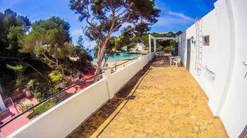 Hostal Playa Cala Santanyi