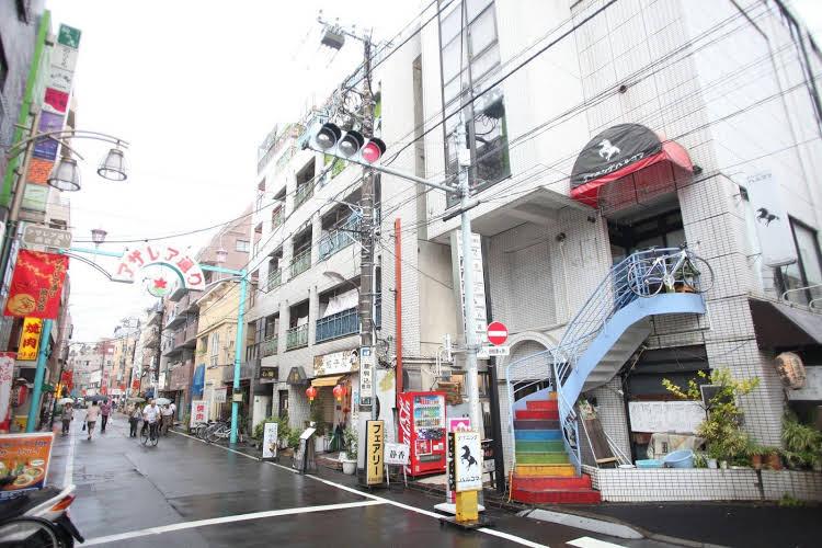 BaseInn Komagome Tokyo