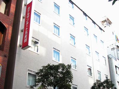 Hotel Sunroute Gotanda