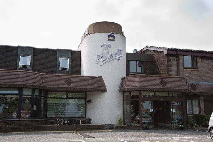 Best Western Glasgow Livingston Hilcroft