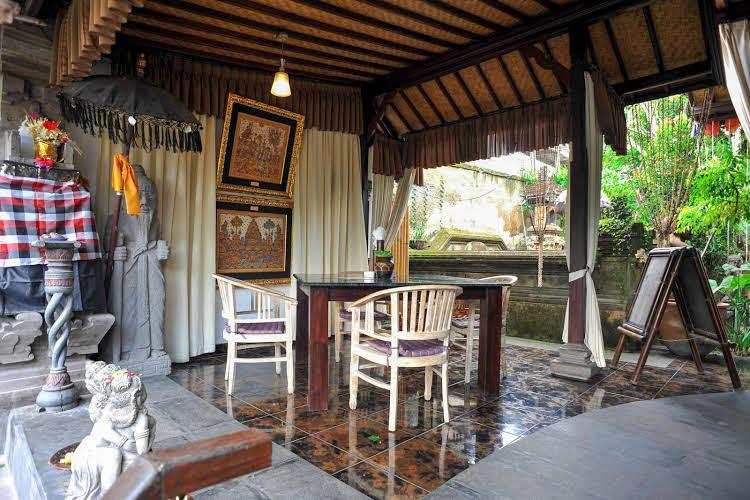 Airy Ubud Raya Teges Kawan Gang Merak Bali