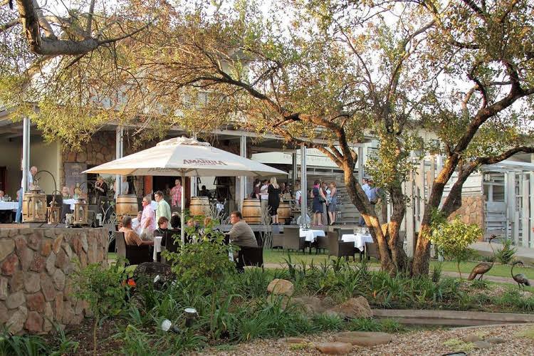 Bushveld Terrace on Kruger