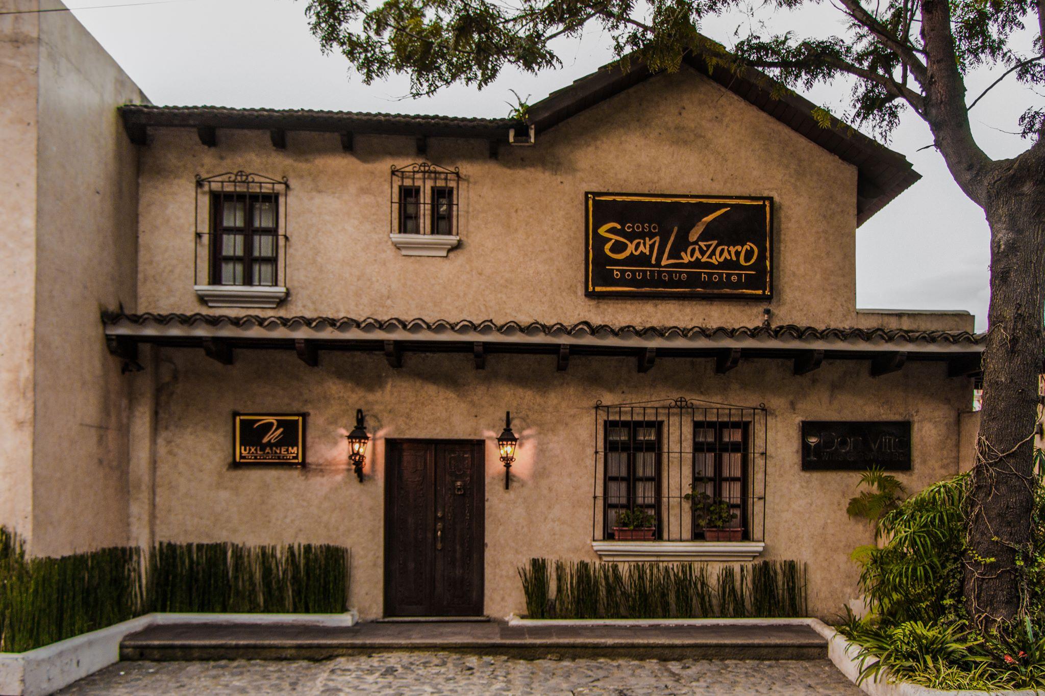 Casa San Lazaro Boutique Hotel