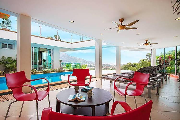 Kamala Heights Villa