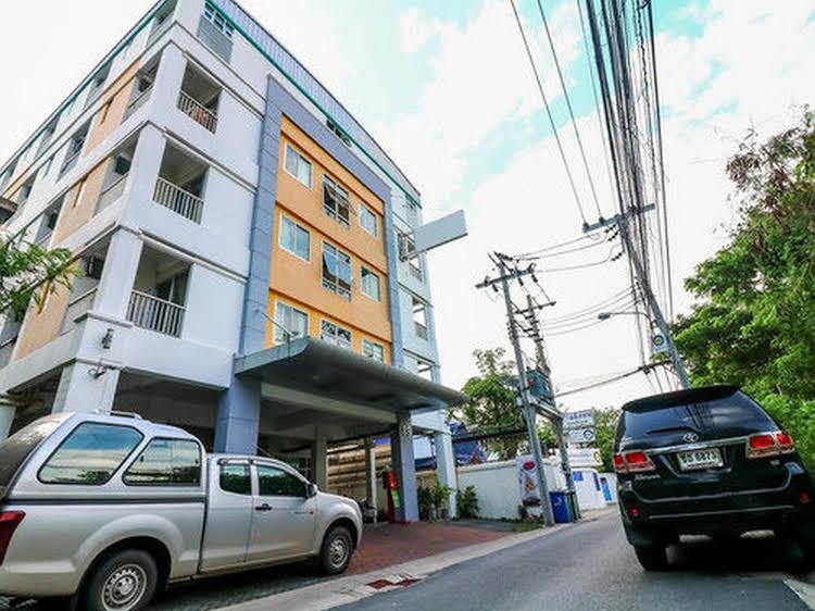 NIDA Rooms Prakanong Bangchark Clover