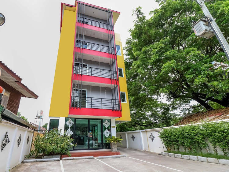 NIDA Rooms Chiang Mai Montfort Rangang