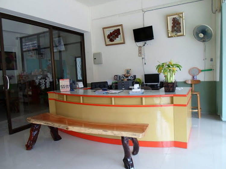 NIDA Rooms Marine Srivichai Surrat