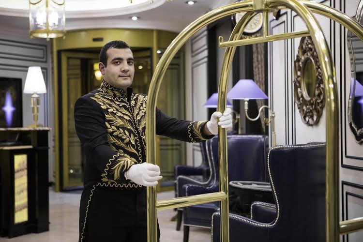 Golden Palace Boutique Hotel