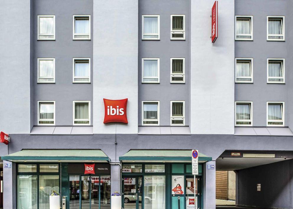 ibis Muenchen City Hotel