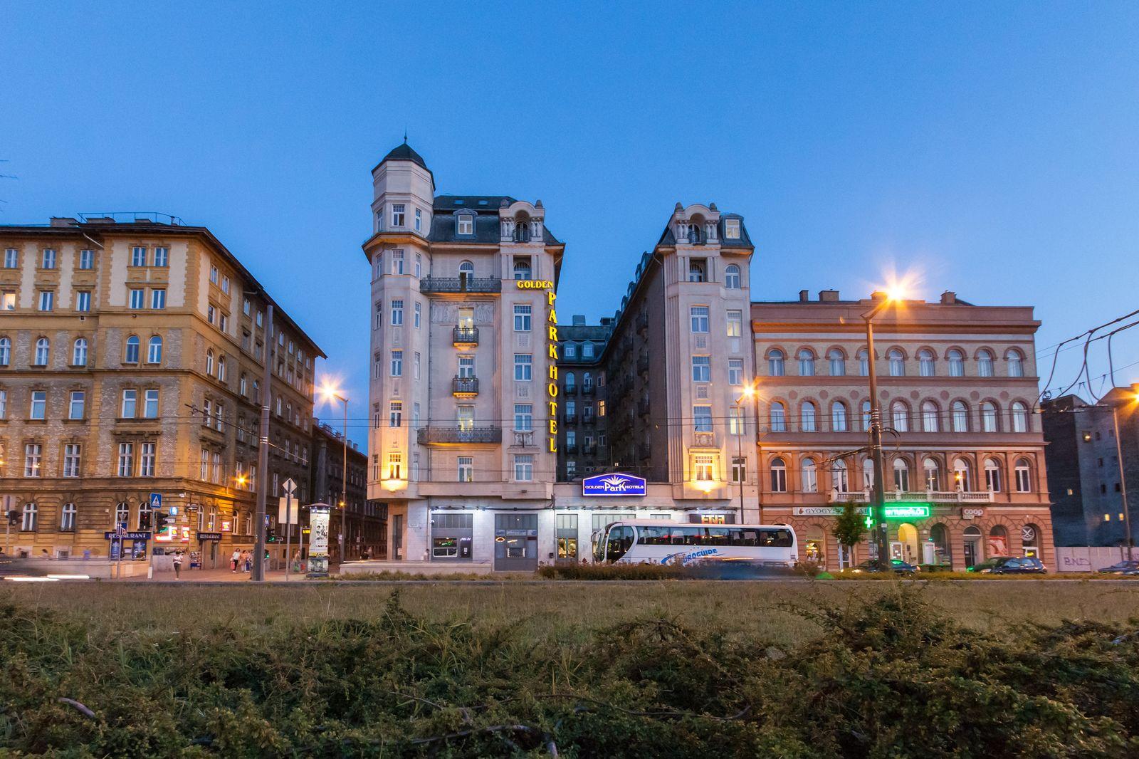 Novum Hotel Golden Park