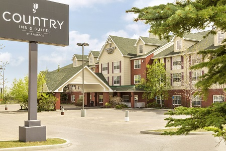 Country Inn & Suites by Radisson, Calgary Airport
