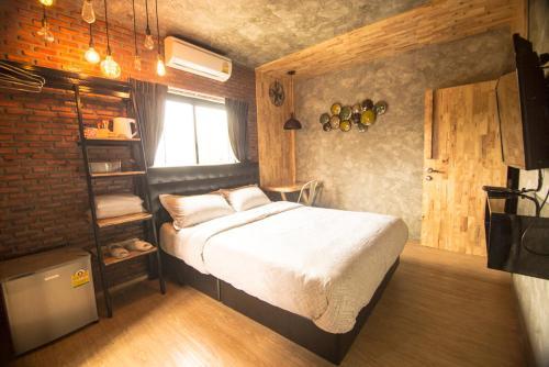 Bed Loft Cafe