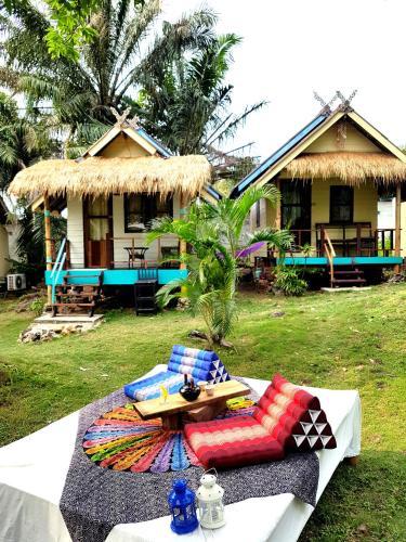ฺBay Yard Hut