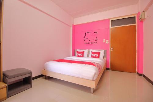 OYO 425 Gedkanok Apartment near CGH Hospital