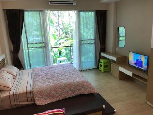 Супер апартаменты Найтон Naithon 209