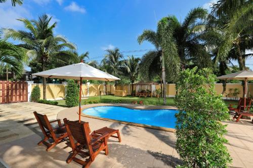 Villa BangJo - villa with tropical garden and refreshing pool