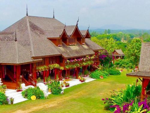 Thai Teak Palace