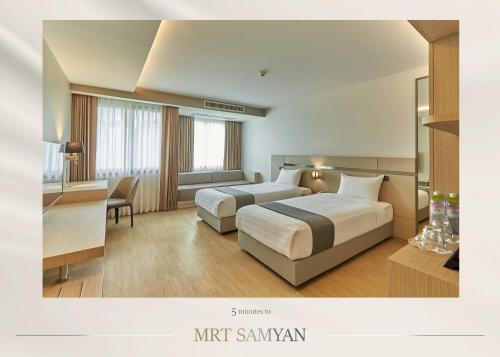 Samyan Serene Hotel