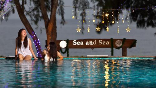 Sea and Sea