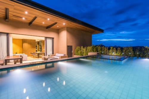 Khaoyai Luxury Pool Penthouse at ATTA