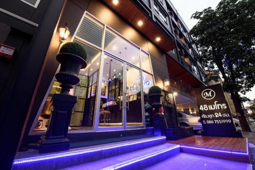 48Metro Suites Bangkok