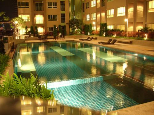 Bangkok view in Pinklao