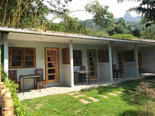 Green guesthouse kohchang