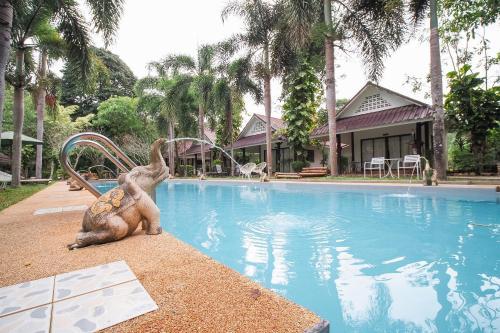 CAPITAL O834 Iyara Resort & Spa