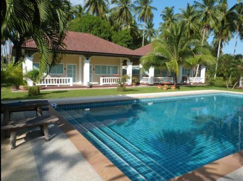 Palm gardens resort