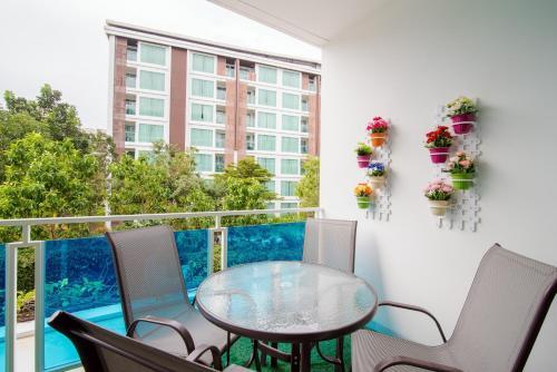 My resort Hua Hin Poollay