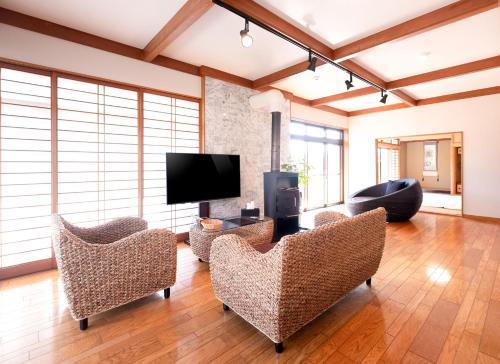 別邸Gensen-Private Vacation Villa Bettei Gensen