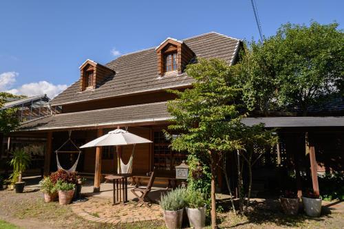 Yufuin Flora House