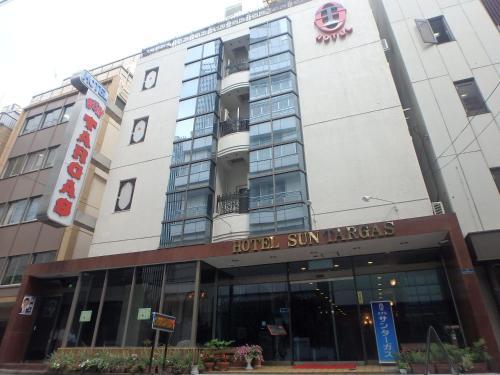 Hotel Suntargas Ueno