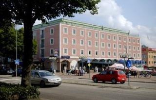 BEST WESTERN Hotel Tranas Statt