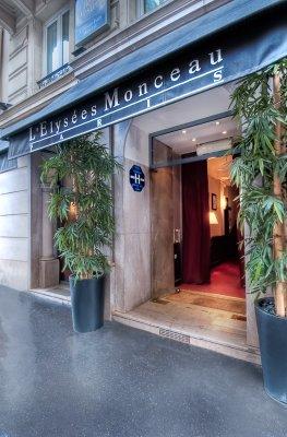 Best Western Elysees Paris Monceau