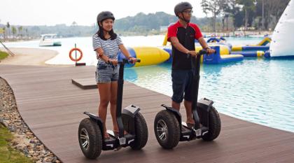2-wheeler Personal Transportation