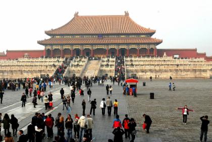 Full-day Of Historical Beijing Tour