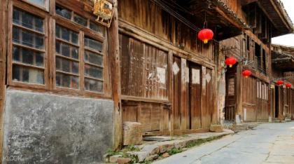 ทัวร์เมืองโบราณดาซู (daxu Village) และ ถ้ำมงกุฎ (crown Cave) ครึ่งวันแบบส่วนตัว
