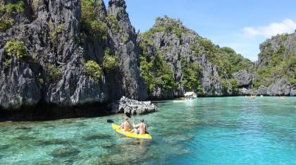 El Nido Lagoons And Beaches Day Trip