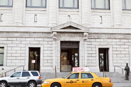 พิพิธภัณฑ์ประวัติศาสตร์นิวยอร์ก