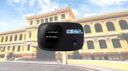 3g Wifi (tpe/tsa/khh Pick Up) For Vietnam