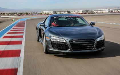 Drive A Supercar : Audi